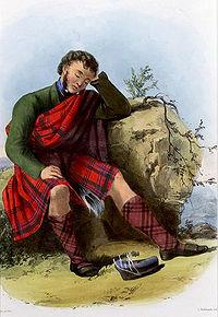 Représentations historiques du kilt - Page 2 Munro_(r._r._mcian)