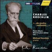 Koechlin - Musique de Chambre et Solos (Piano, flûte etc.) M62220bh7gm