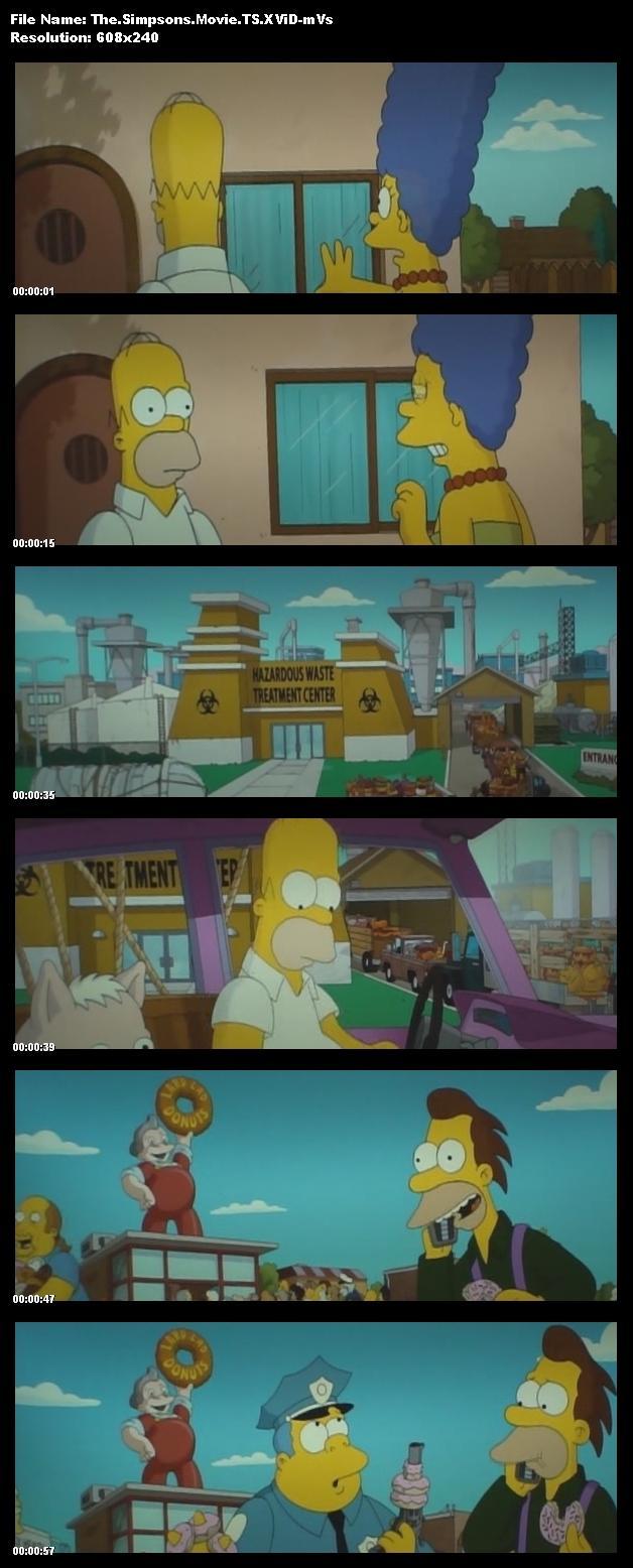 The Simpsons Movie Iaecnaabm