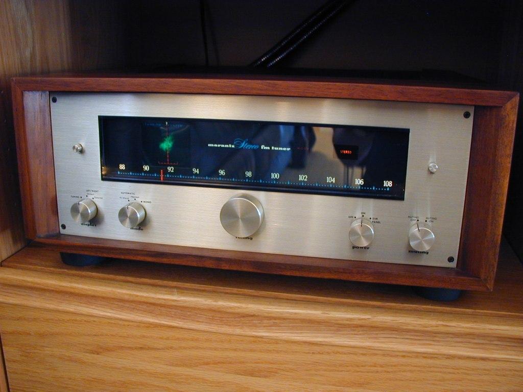 Sintonizador Marantz 10B 38ed5a5c