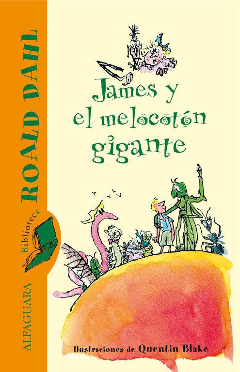 James y el melocotón gigante 9788420401300