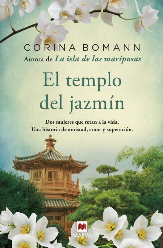 El templo del jazmín - Corina Bomann 9788416363803