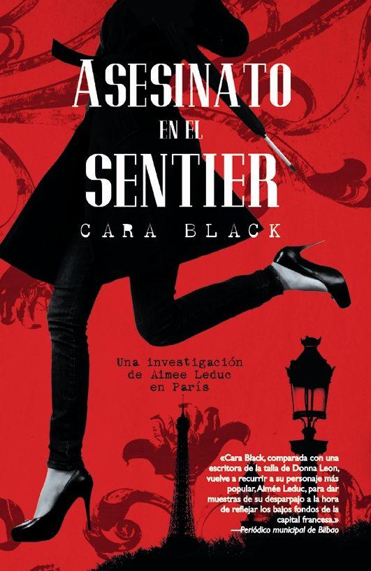 Asesinato en el Sentier - Cara Black 9788498006711