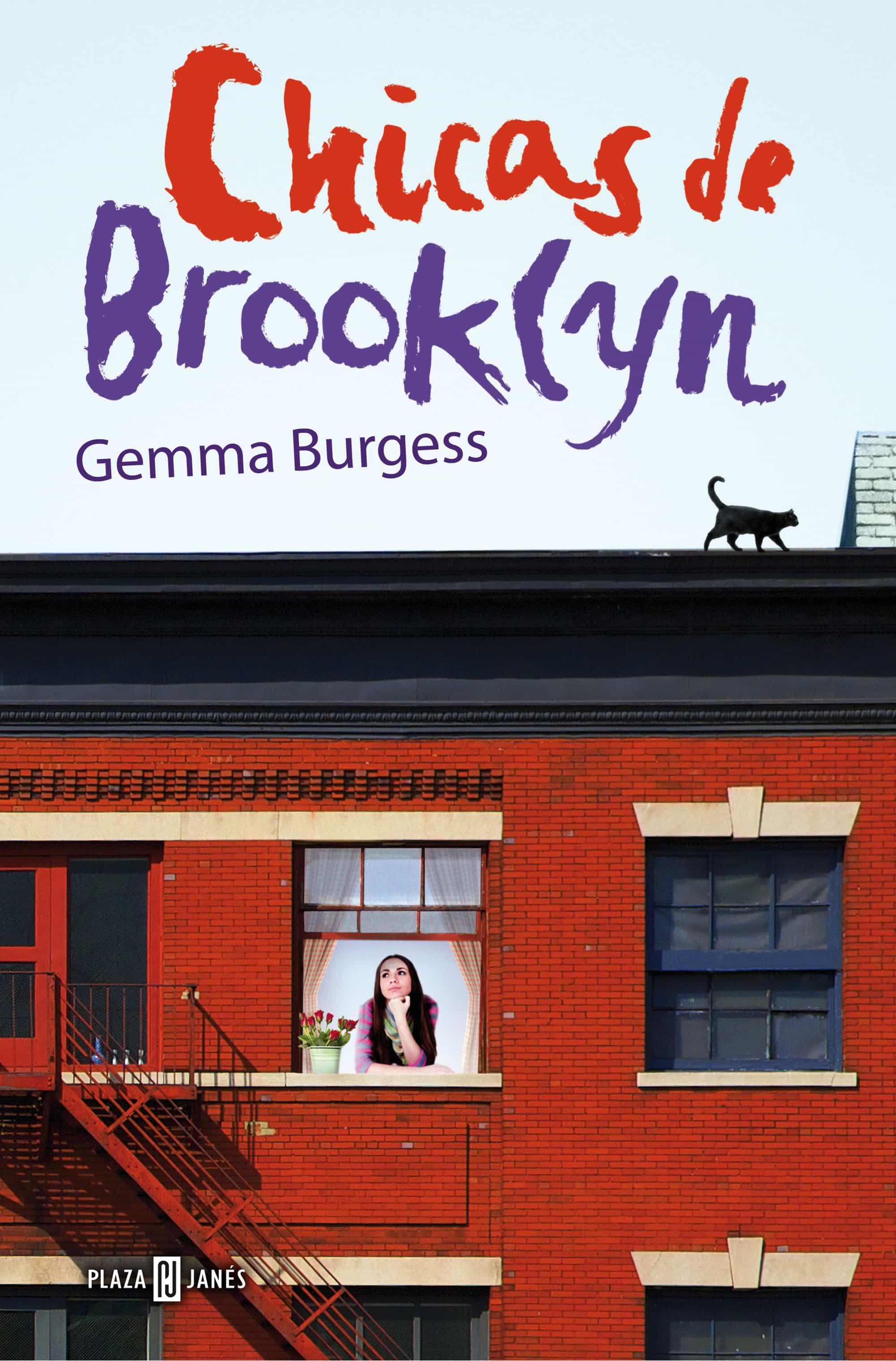 Chicas de Brooklyn - Chicas de Brooklyn 01, Gemma Burgess (rom) 9788401343254