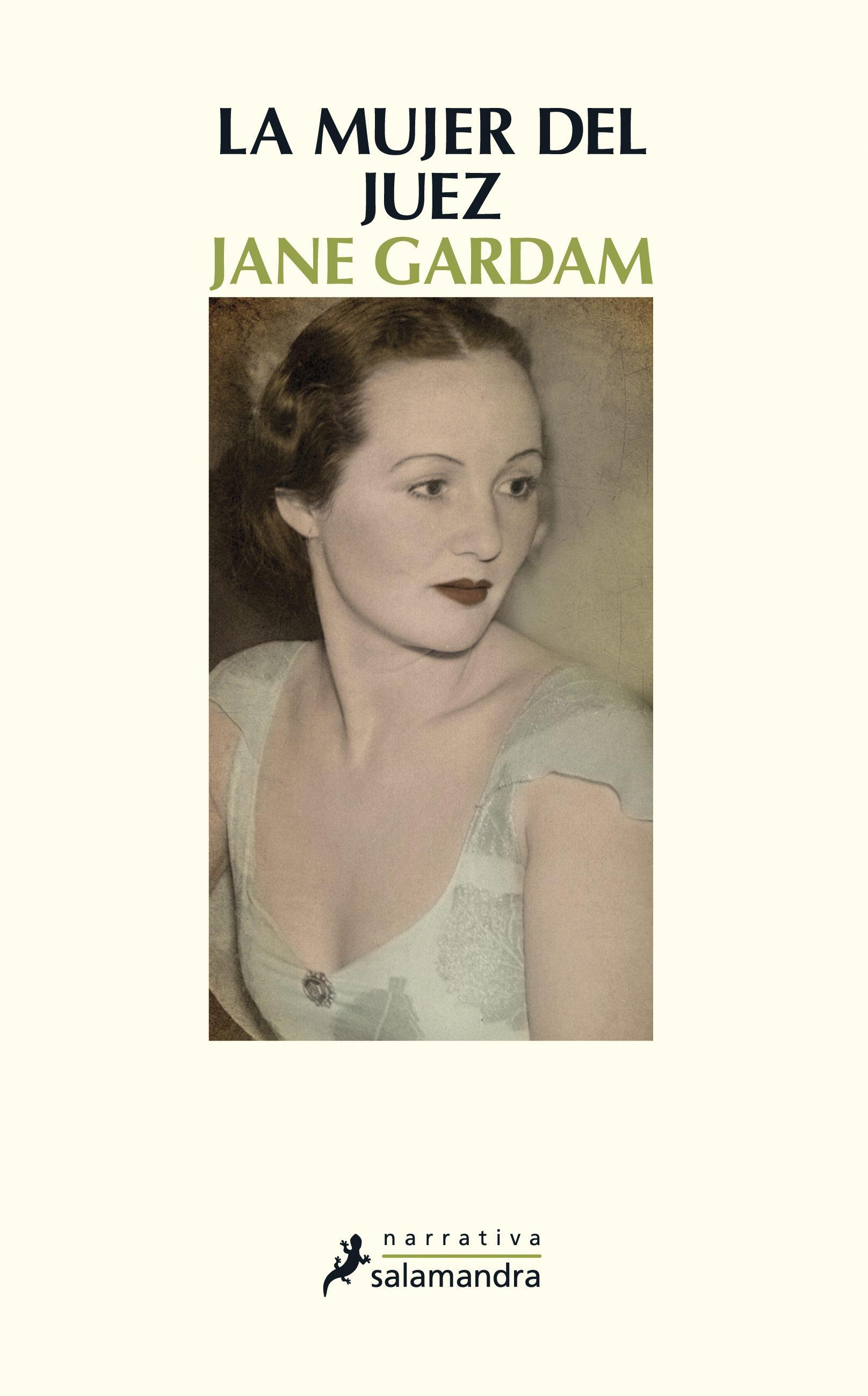 La mujer del juez - Jane Gardam 9788498384970