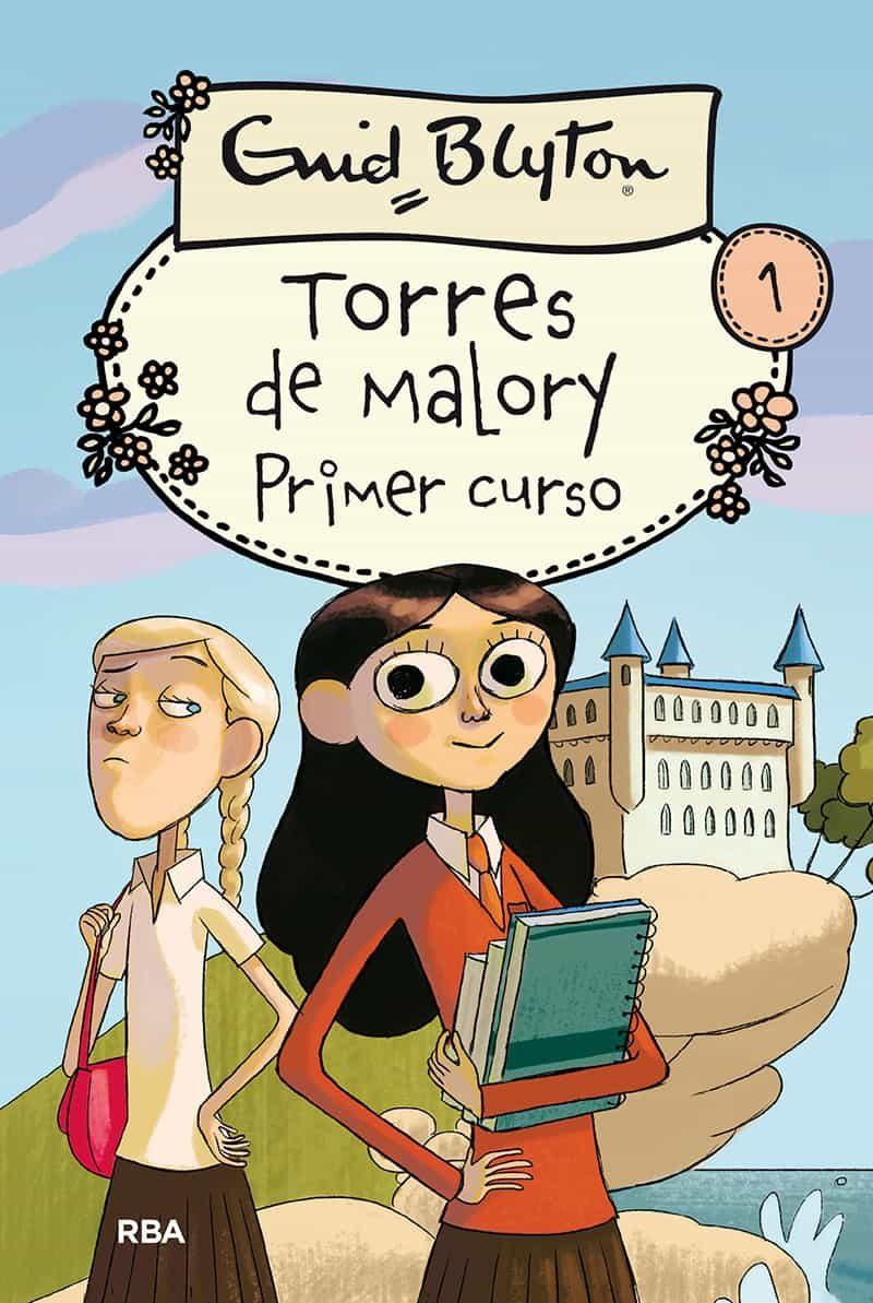 Primer curso en Torres de Malory 9788427201880