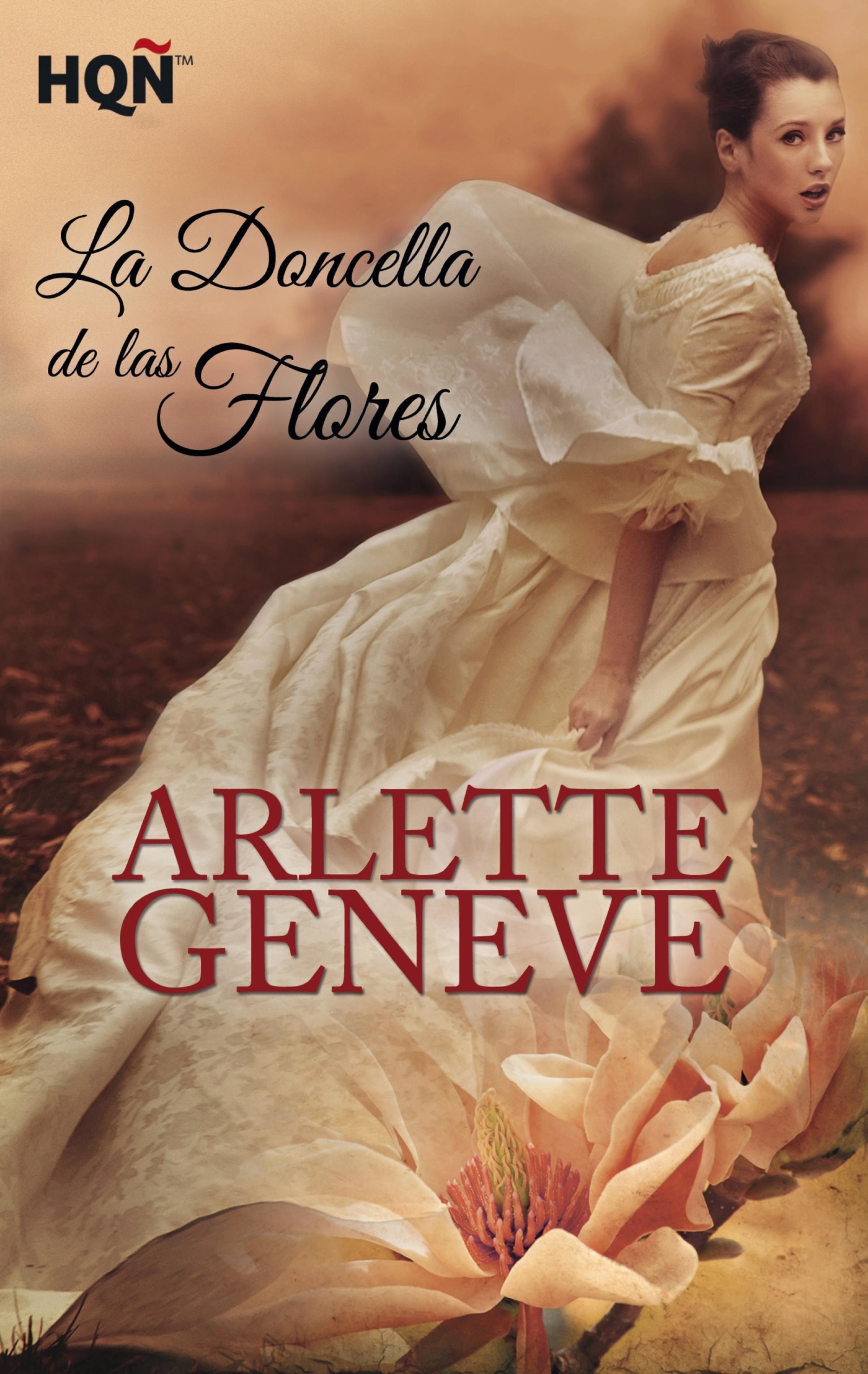 La doncella de las flores, Arlette Geneve (rom) 9788468749181