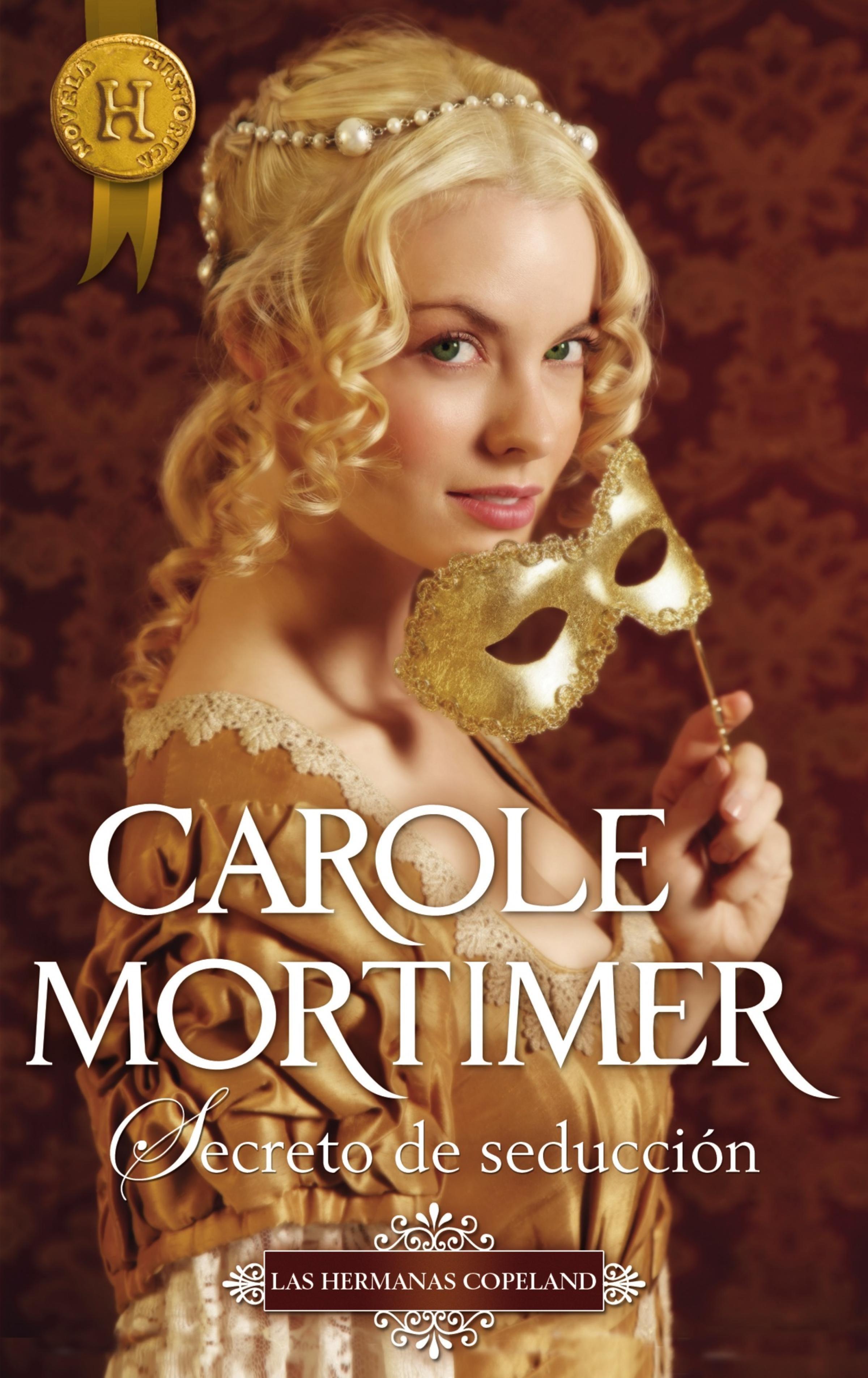 Serie Hermanas Copeland 1, 2 , 3 - Carole Mortimer (Rom) 9788468741192