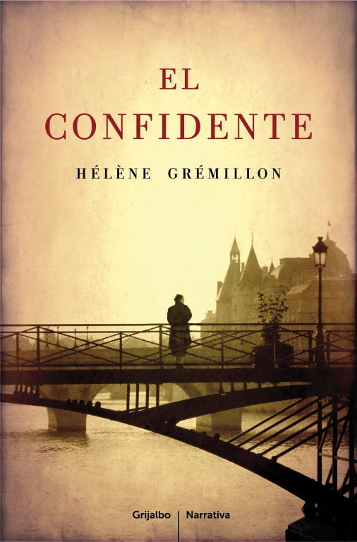 El confidente - Helene Gremillon El-confidente-9788425347559