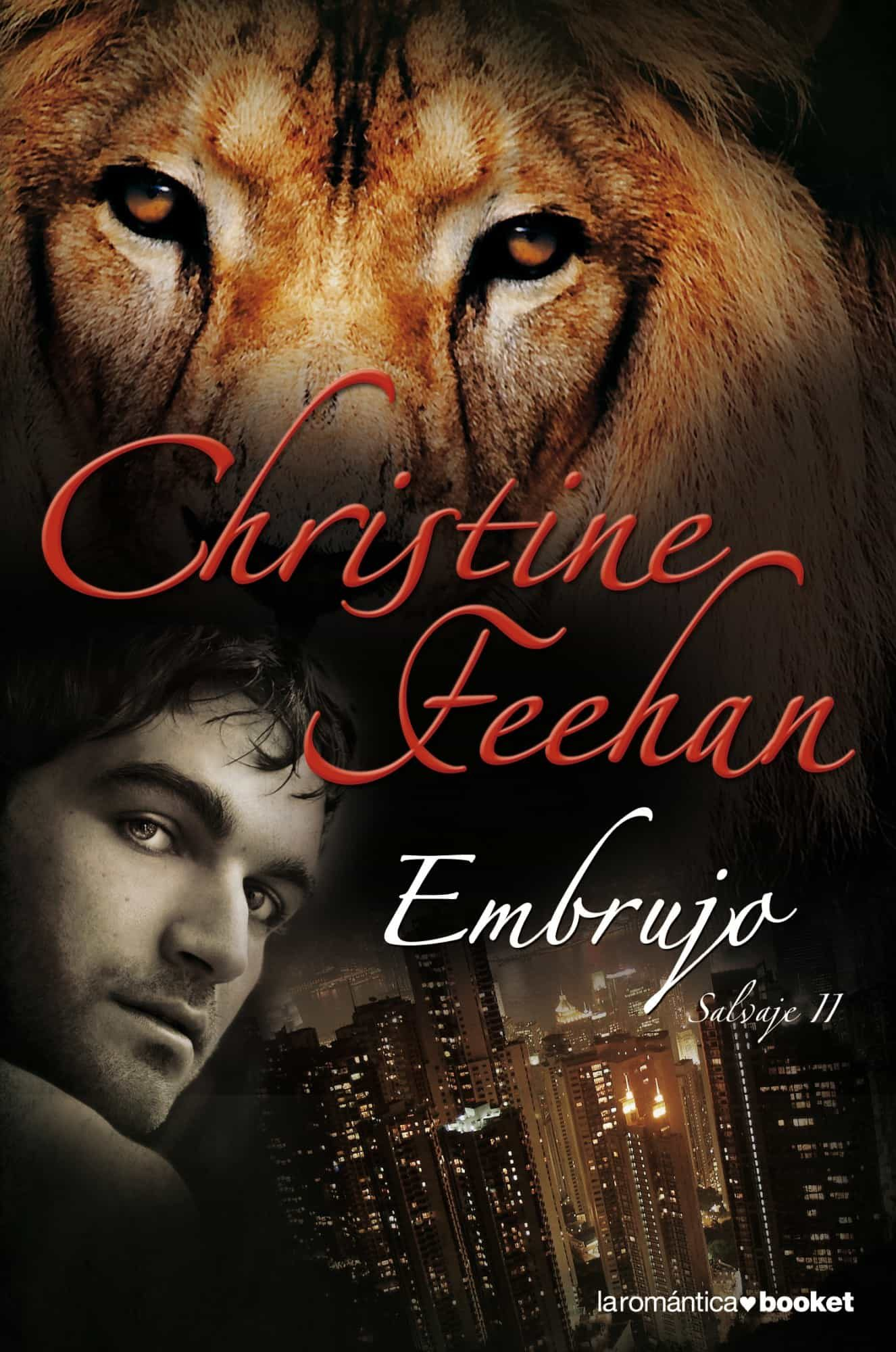 Christine Feehan - Peuple leopard 02 - Embrujo - Burning Wild Embrujo-salvaje-ii-9788408103011