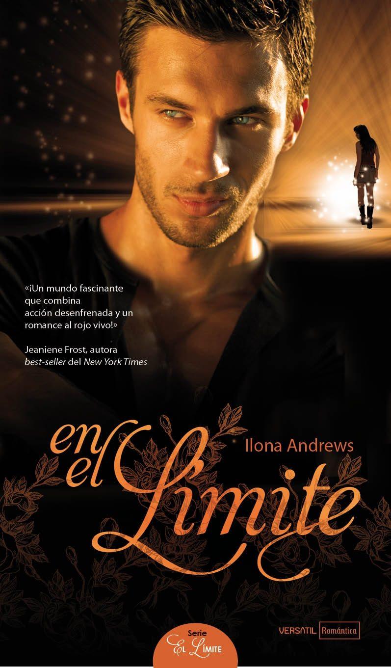 The edge - Tome 1 : On the edge de Ilona Andrews En-el-limite-9788492929566