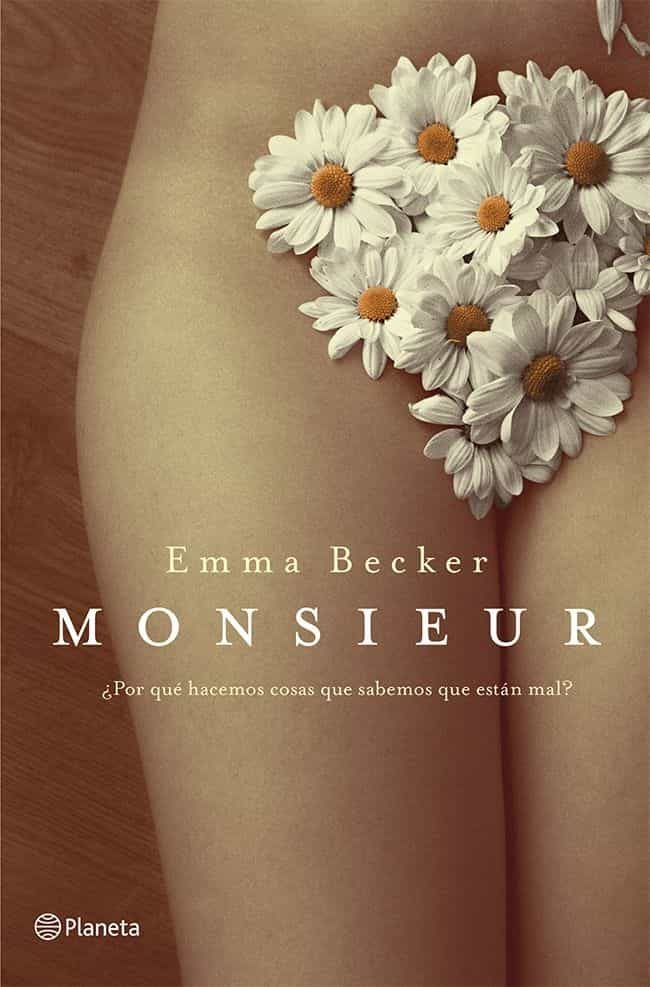 Monsieur, Emma Becker Monsieur-9788408112020