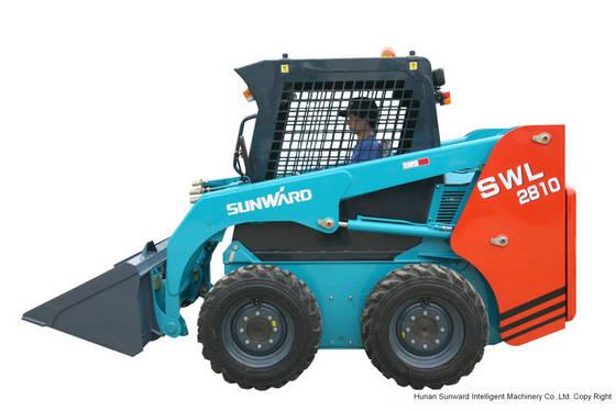 escavatori pale SUNWARD Sunward_Skid_Steer_Loader