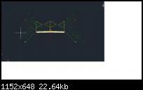 การตั้งเส้นกราฟของ cross section ใน Civil 3D 2010 393untitled
