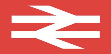 It's a feckin station... Britishrail460
