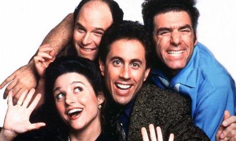 Sitcoms Seinfeld460x276