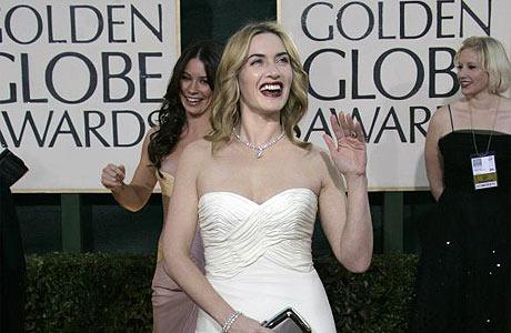 Golden Globe Awards Globes460