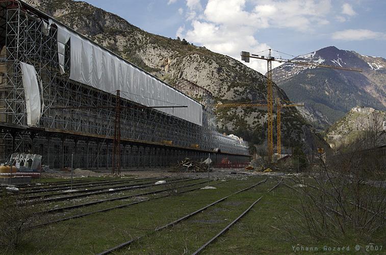 La ligne Pau Canfranc Passage6