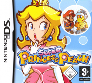 Princess Peach (DS) Sppeds0f