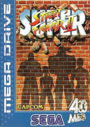 MEGADRIVE vs SUPER NINTENDO : Fight ! - Page 2 Jaquette-super-street-fighter-ii-the-new-challengers-megadrive-cover-avant-g