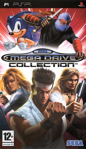 [Test]Sega Megadrive Collection (PSP, existe aussi sur PS2, semble disponible sur ps Vita) Mecopp0f