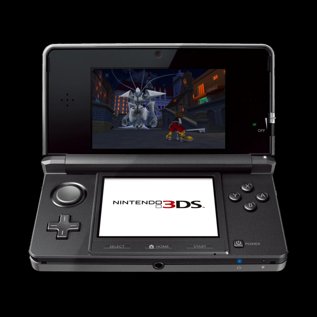 Nintendo 3DS [Console] Kingdom-hearts-3d-3ds-001