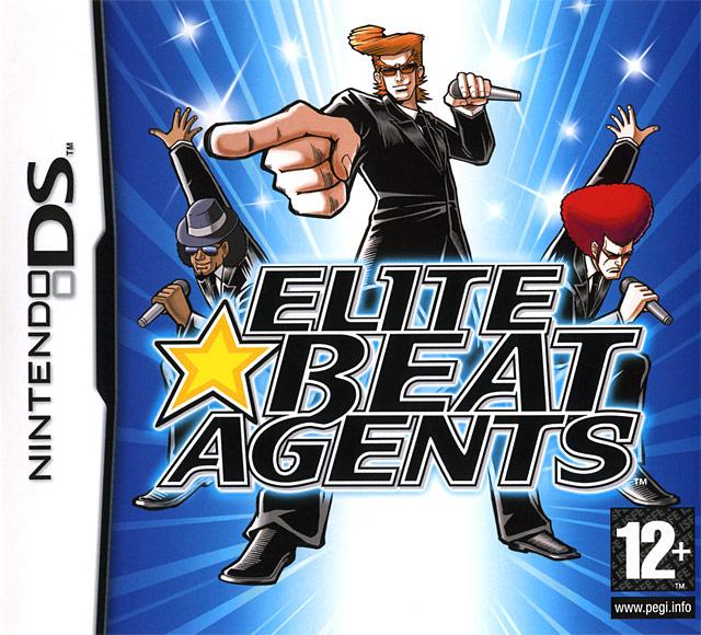 تحميل اللعبة الفريدة من نوعها Elite Beat Agents nintendo ds Elbads0f