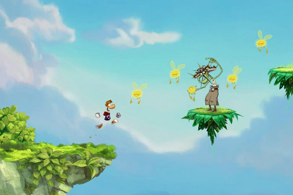 [ANDROID - JEU : RAYMAN JUNGLE RUN] le retour de Rayman sur Android ! [Payant] Rayman-jungle-run-iphone-ipod-1346923709-002