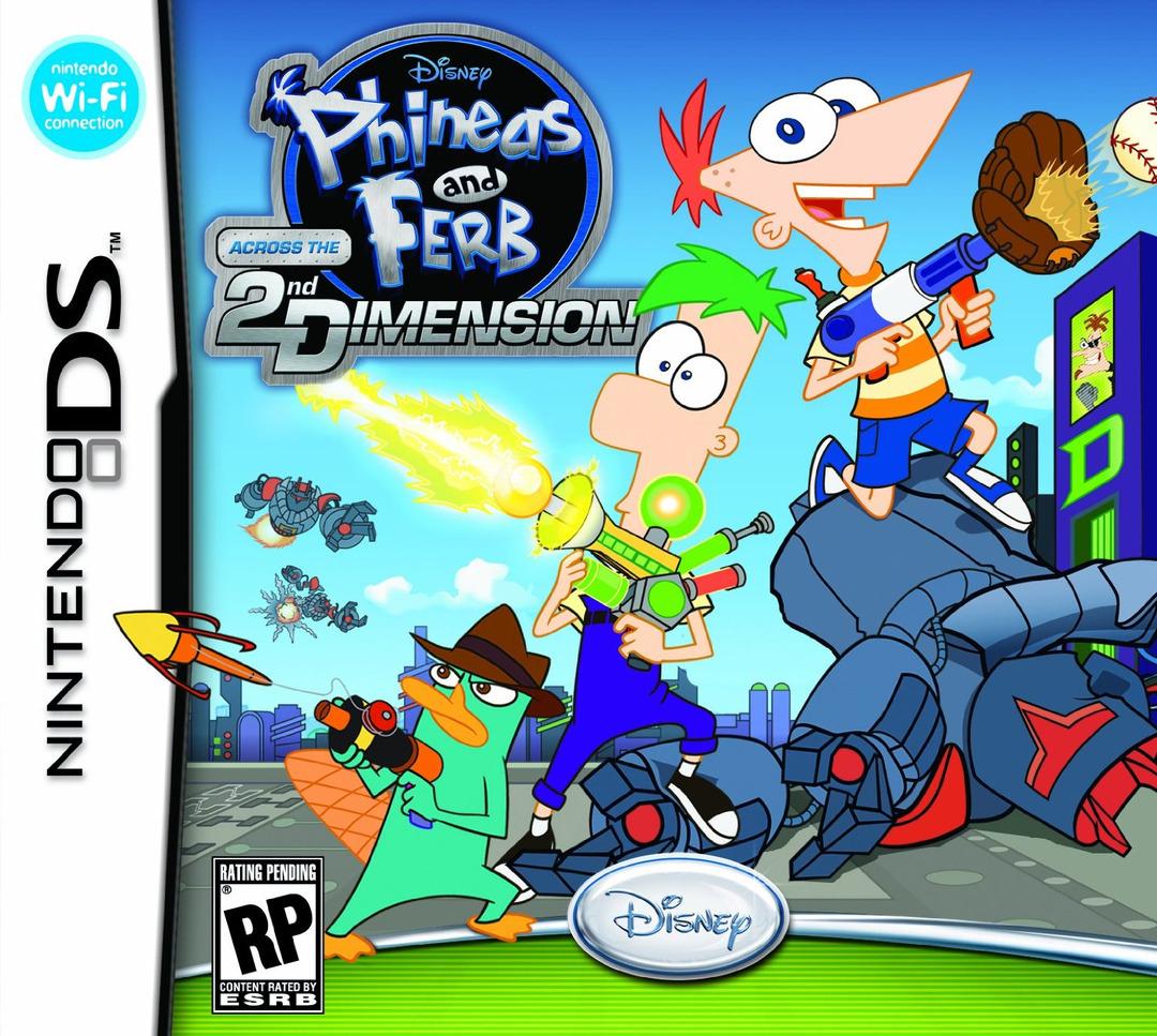 Phineas & ferb Voyages dans la deuxiémes dimension le jeux Jaquette-phineas-and-ferb-across-the-2nd-dimension-nintendo-ds-cover-avant-g-1307715530