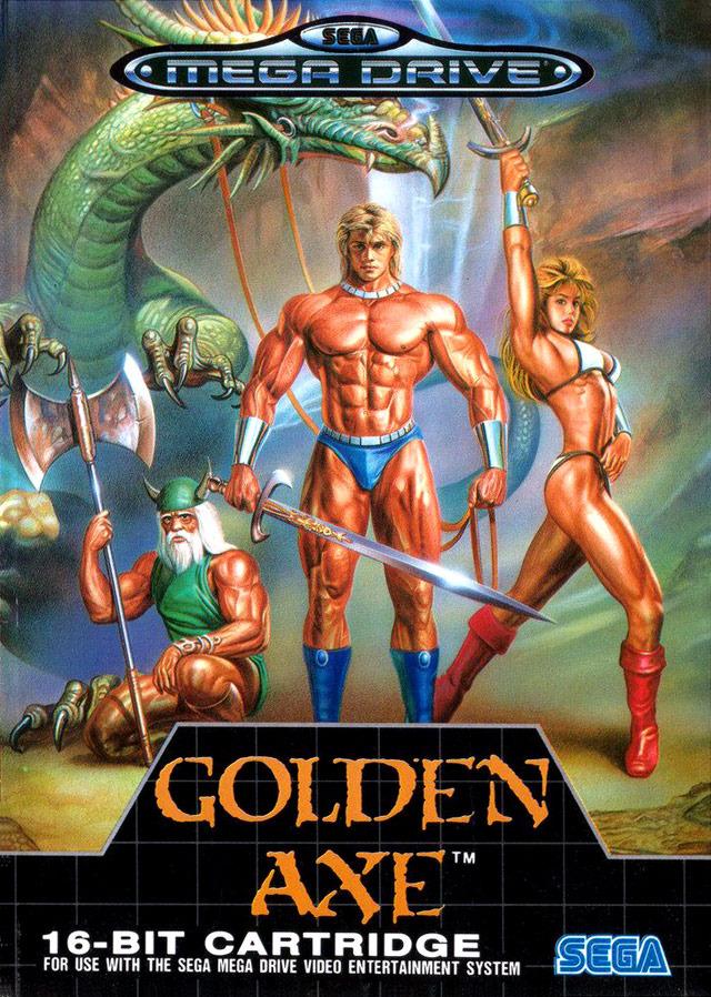 Golden axe ( arcade, master system, megadrive, micro-ordinateur ) Goldmg0f