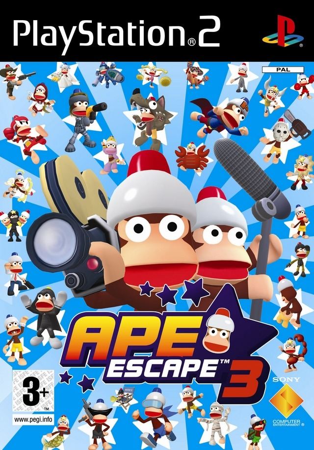 APE escape 3 Ape3p20f