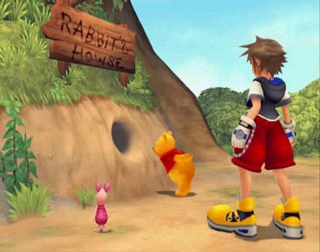 Jeu vidéo : Kingdom Hearts Kihep2006