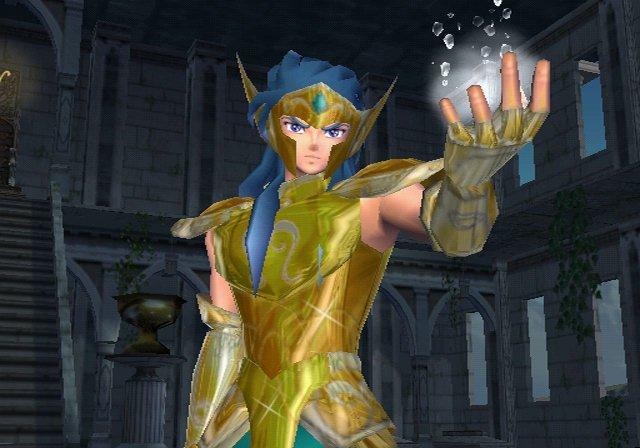 Saint Seiya  (Les Chevaliers du Zodiaque ) dans les jeux vidéo. Sasep2009