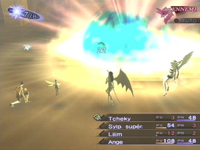 Test: Shin Megami Tensei: Lucifer's call Smtnp2153
