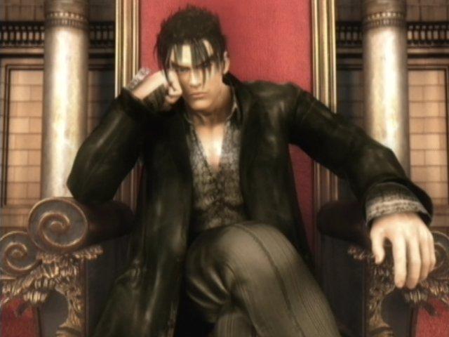 Tekken 5 على PS2 Tek5p2365