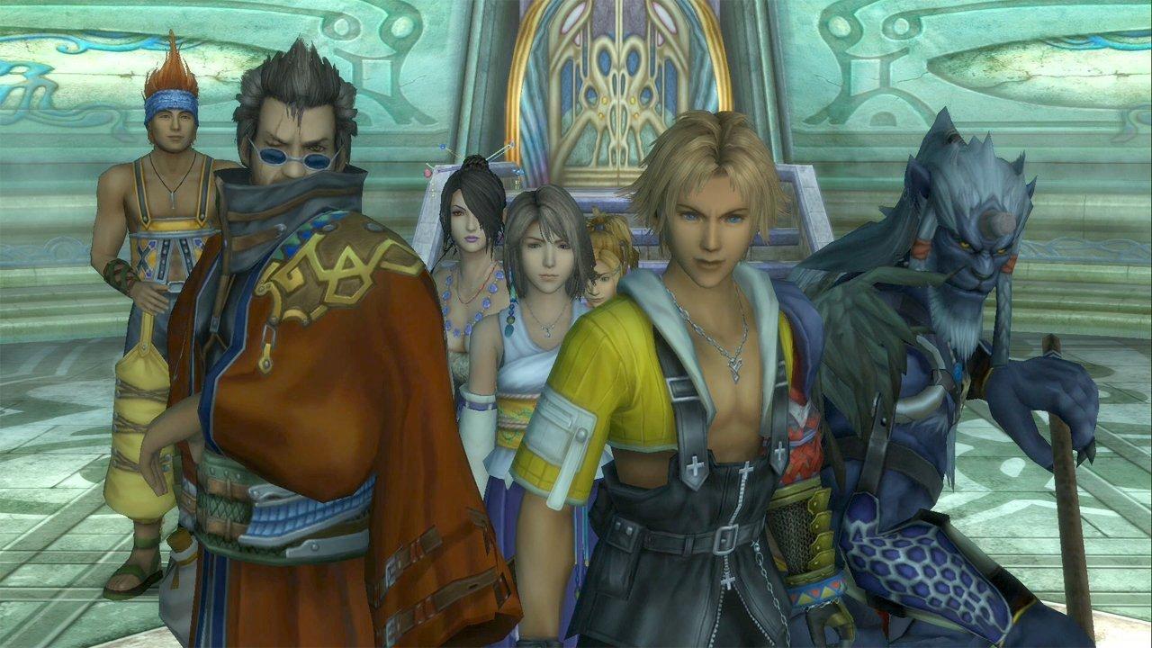 [MAJ] Final Fantasy X HD -  première vidéo de gameplay  + trailer  Final-fantasy-x-playstation-3-ps3-1363962536-002