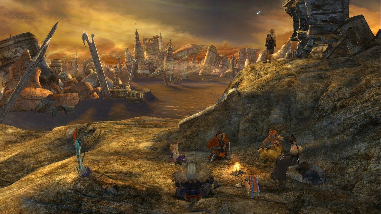 [MAJ] Final Fantasy X HD -  première vidéo de gameplay  + trailer  Final-fantasy-x-playstation-3-ps3-1363962536-006