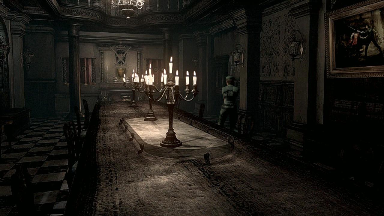 Resident Evil Rebirth HD : Images, et trailer de gameplay + DLC gratuit  Resident-evil-playstation-3-ps3-1407232942-002