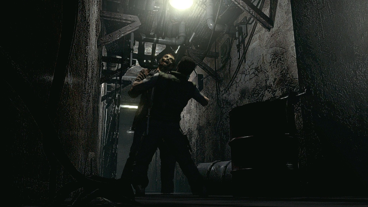 Resident Evil Rebirth HD : Images, et trailer de gameplay + DLC gratuit  Resident-evil-playstation-3-ps3-1407232942-005