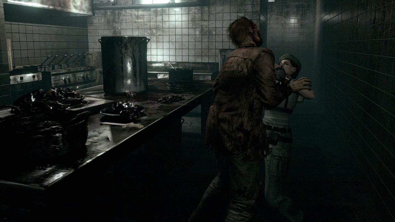 Resident Evil Rebirth HD : Images, et trailer de gameplay + DLC gratuit  Resident-evil-playstation-3-ps3-1407232942-006