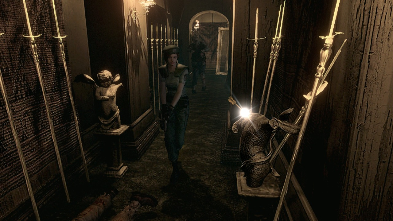 Resident Evil Rebirth HD : Images, et trailer de gameplay + DLC gratuit  Resident-evil-playstation-3-ps3-1407232942-007