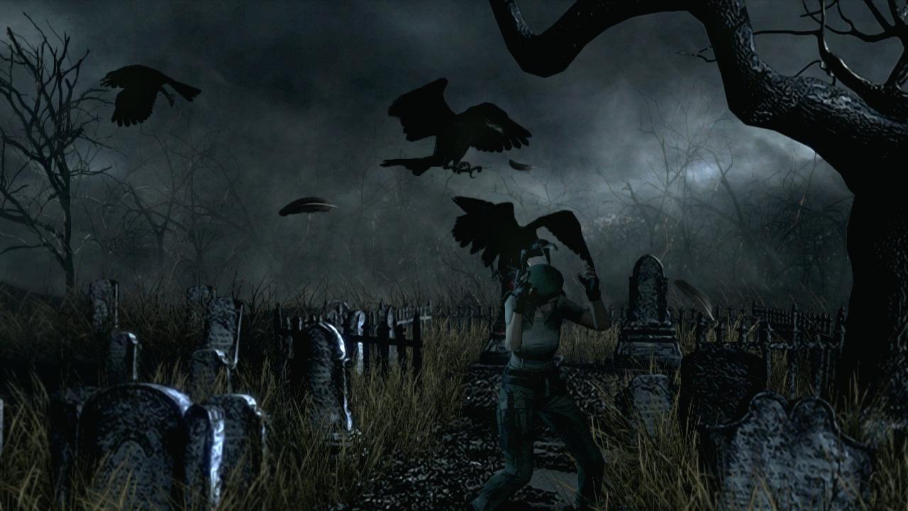 Resident Evil Rebirth HD : Images, et trailer de gameplay + DLC gratuit  Resident-evil-playstation-3-ps3-1407232942-008
