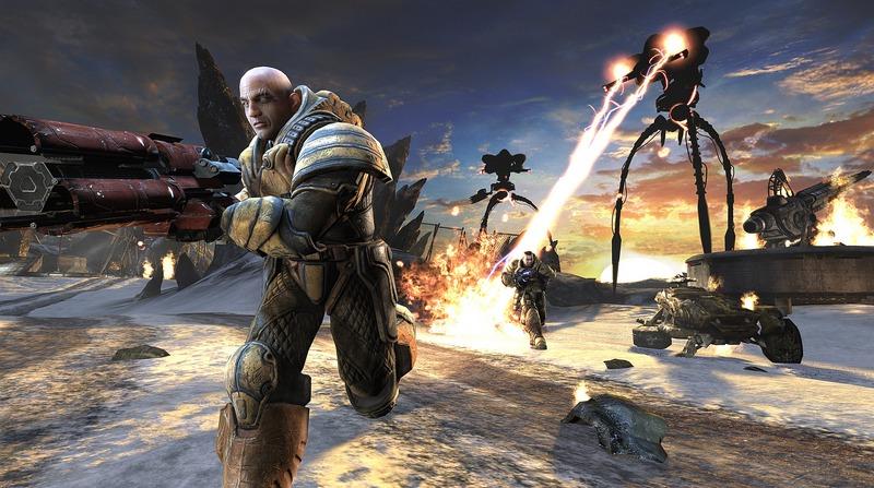Unreal Tournament III - [PS3 - Xbox 360] Ut07p3001