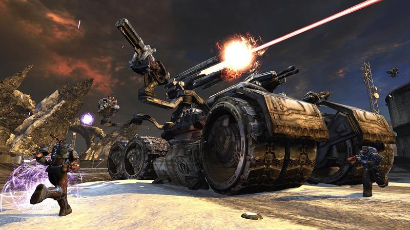 Unreal Tournament III - [PS3 - Xbox 360] Ut07p3003