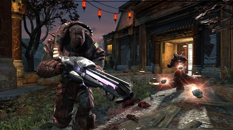 Unreal Tournament III - [PS3 - Xbox 360] Ut07p3004