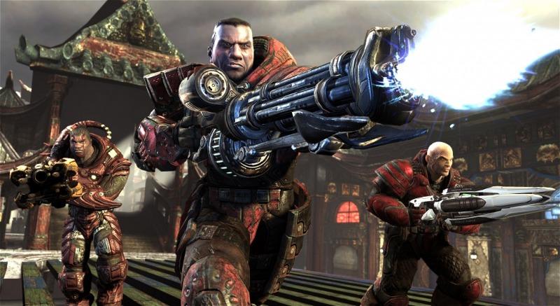 Unreal Tournament III - [PS3 - Xbox 360] Ut07p3007