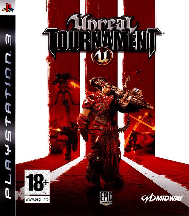 Unreal Tournament III - [PS3 - Xbox 360] Ut07p30f