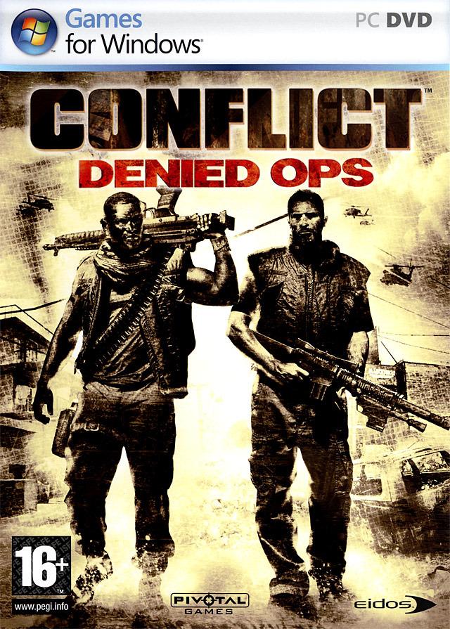 لعبةConflict : Denied Ops - PC  Crospc0f