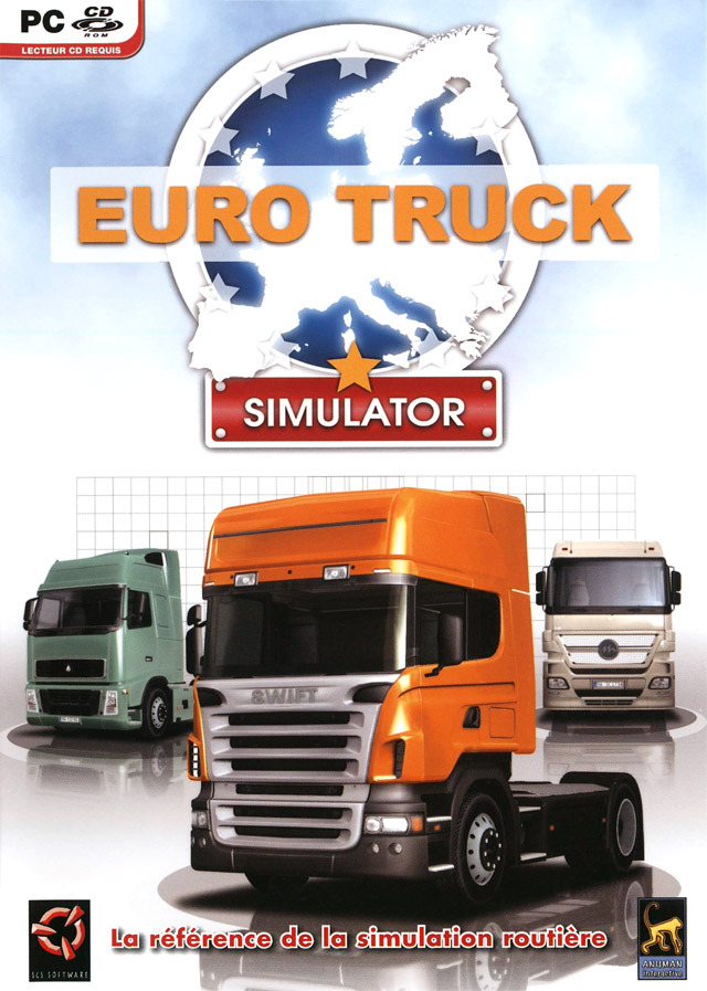 ينزيل لعبة Euro Truck Simulator Eutspc0f