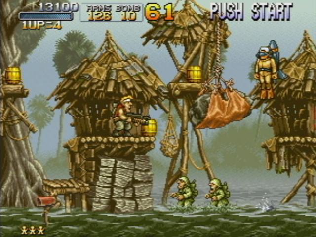 [ من رفعي ] سلسلة ألعاب Metal slug بملف واحد! Meslpc001